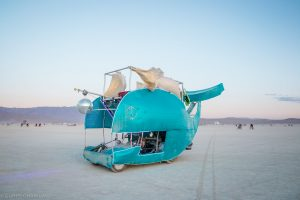 Burning Man 2019 - Metamorphosis