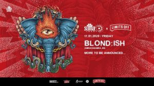 Blond:ish presented by Limits Off @Suma Han