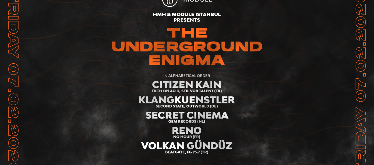 The Underground Enigma