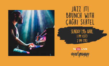 Jazz it! Brunch with Çağrı Sertel
