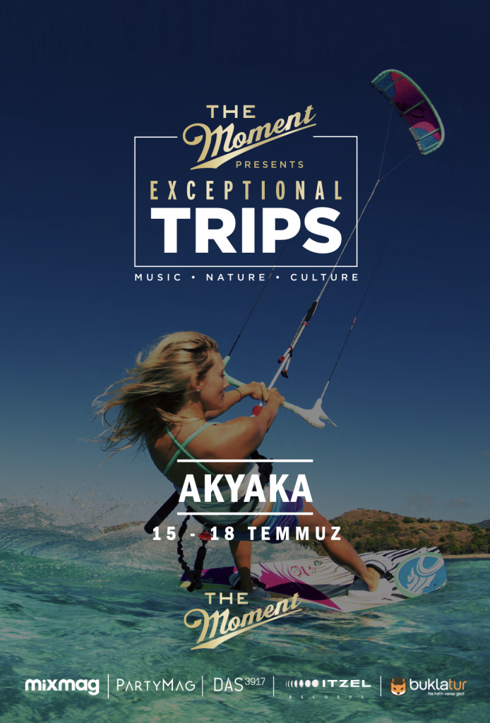 The Moment Presents Exceptional Trips : AKYAKA