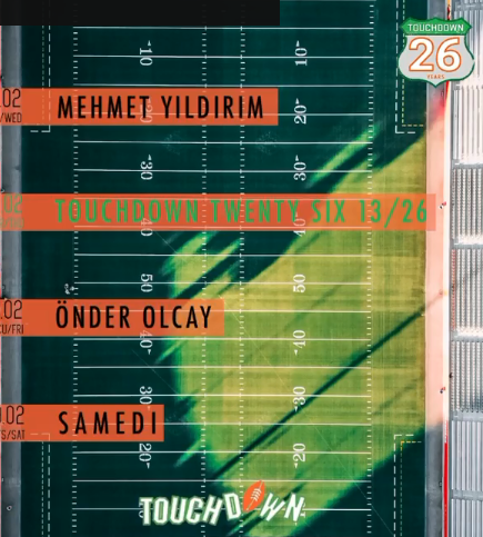 This Week At Touchdown İstanbul