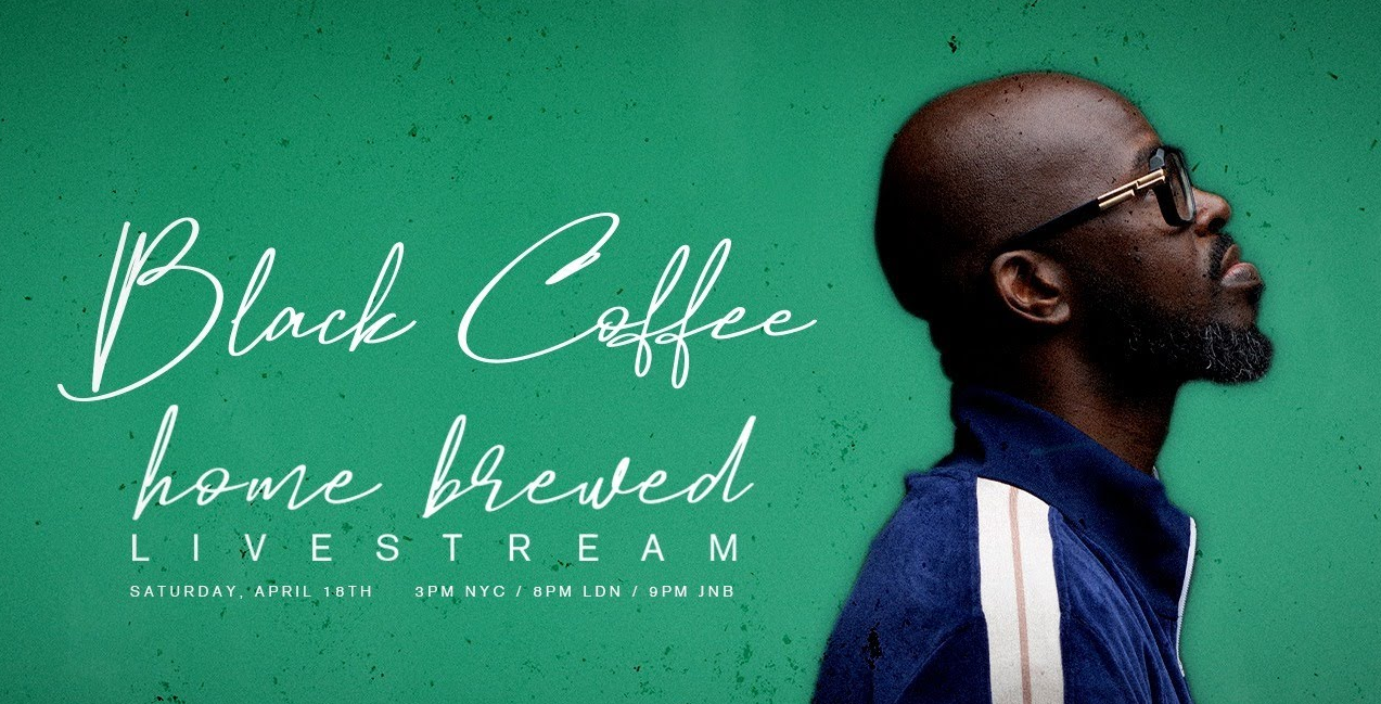 Home Brewed 003 - Black Coffee Live from South Africa